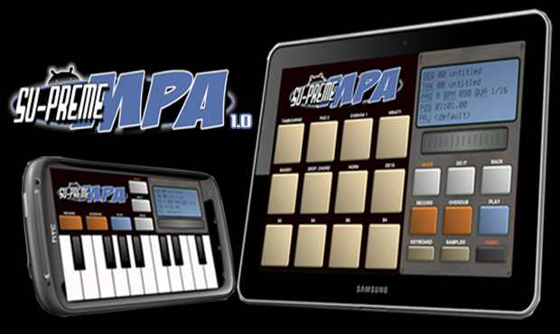 su-preme mpa 1.0 android os. drum machine